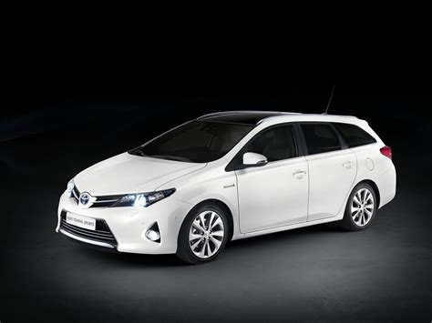 Toyota Auris Size Toyota Auris 4 High Quality Toyota Auris Pictures On