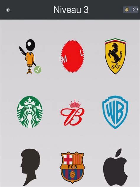 logos quiz devine les  celebres marques supersoluce
