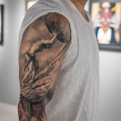 sisyphus tattoo the myth of sisyphus and other essays summary