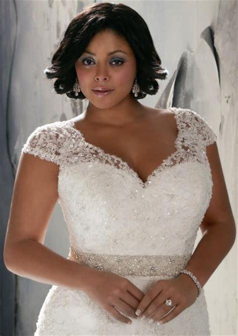 Vestidos para gorditas » Vestidos de novia para gorditas 2014 4
