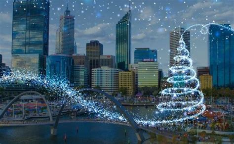 christmas lights perth
