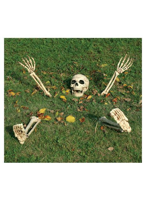 piece buried alive skeleton kit