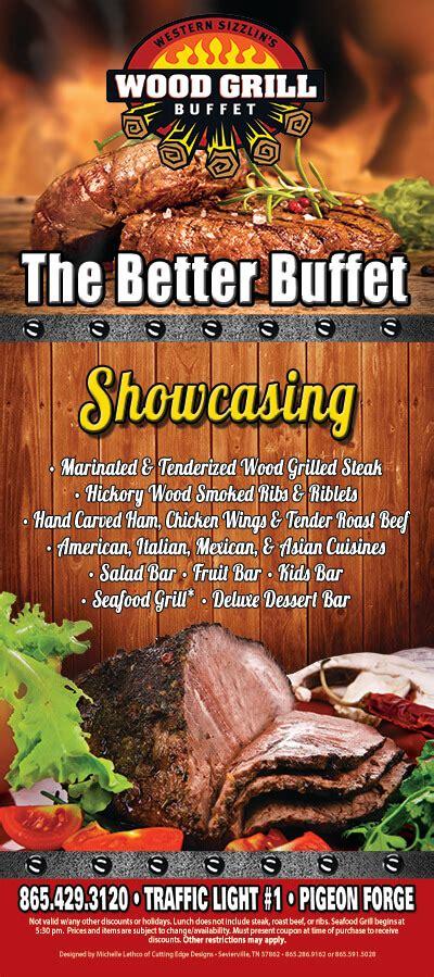 wood grill buffet wood grill buffet pigeon forge tn