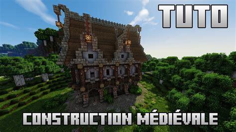 construire une maison minecraft 2701 construire une maison minecraft minecraft tutoriel
