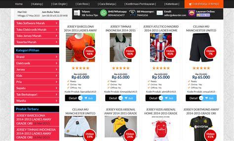 membuat toko online keren sulitkah membuat toko online sekarang membuat toko