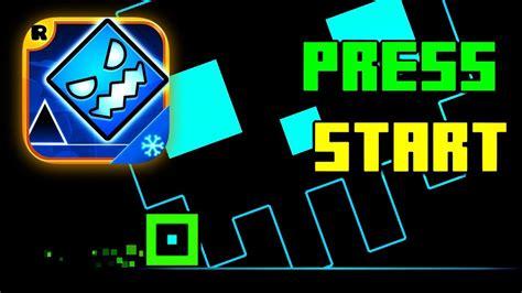 Press Start geometry dash subzero press start all coins