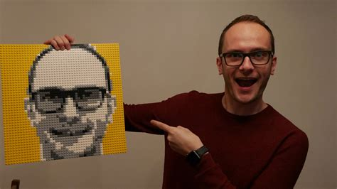 picture creator you can now make yourself out of lego and it s amazing