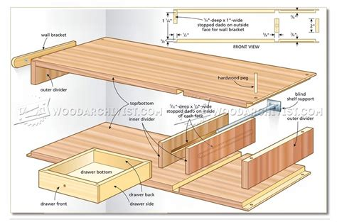 Free Floating Shelf Plans by Building Outdoor Wood Table Woodworking Plan Quotes
