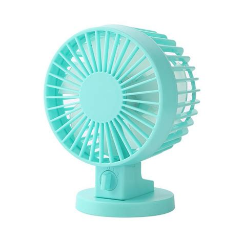 Desk Fan Small Mini Electric Fan Desktop Office Dormitory Usb Table Fan Blue White Pink Black Small Table Fan