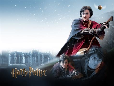 Harry Potter Harry Potter Quidditch May Be In The Works Collider