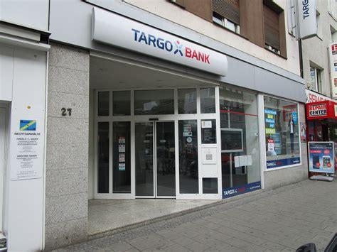 targo bank bonn targobank in k 246 ln 214 ffnungszeiten adresse meinestadt de