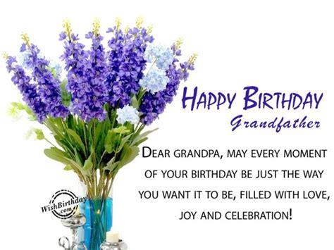 Happy Birthday Wishes To Grandfather Birthday Wishes For Grandfather Birthday Images Pictures