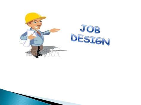 design is job job design copy