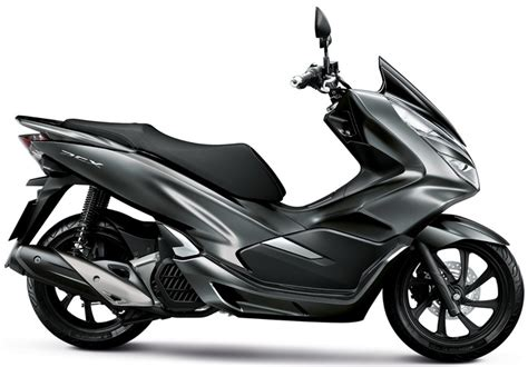 Pcx 2018 Merah Modifikasi by Pilihan Warna All New Honda Pcx150 2018 Indonesia