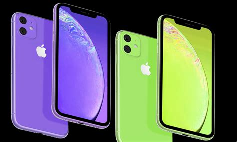 report claims apple  launch neon lavender green