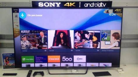 Android Tv Sony Bravia android tv la nueva apuesta de sony para bravia taringa