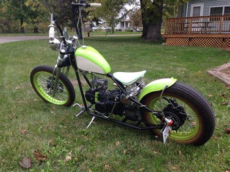 Motorrad 125 Ccm Bobber by My Kikker 5150 125cc Custom Painted Bobber Motorcycle