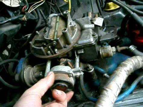 fixin  ford choke repair runs  youtube