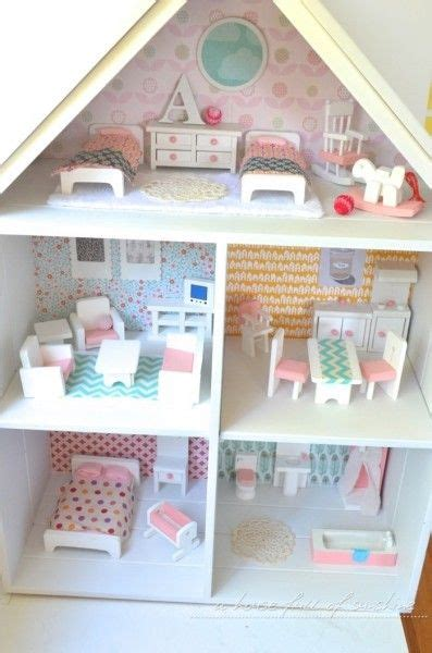 doll house decorating 10 modern day diy dolls house ideas diy booster