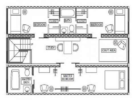 charming floor plans container homes on floor with