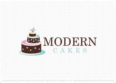 modern cakes logo design gallery inspiration logomix