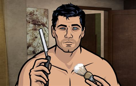 sterling archer archer wiki look as handsome as archer