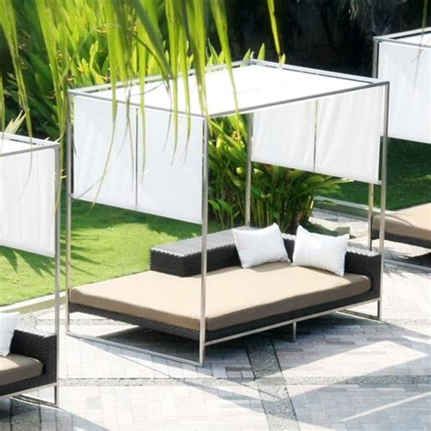 Outdoor Daybed With Canopy Gorgeous Daybed Canopy On Outdoor Daybed With Canopy Outdoor Chaise Lounges Chicago By Daybed