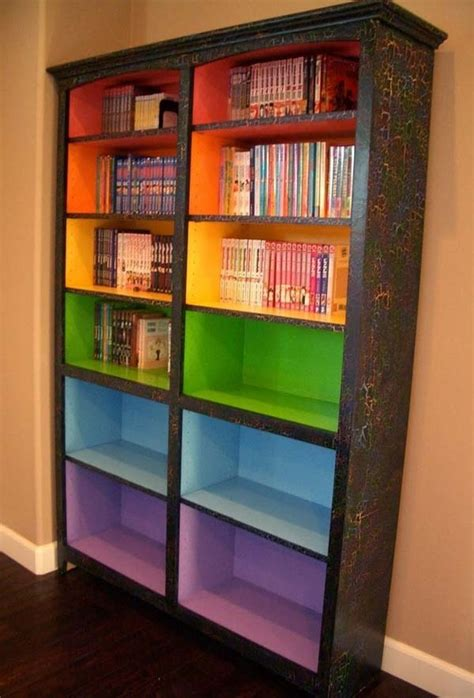 awesome ideas adding rainbow colors   home decor