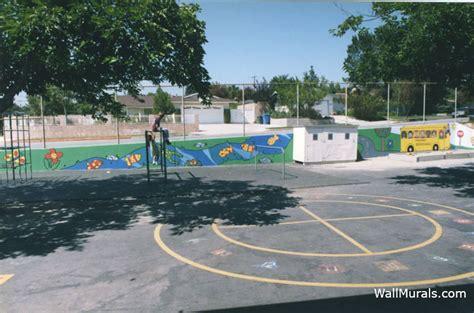 outside wall murals outside wall murals outdoor mural exles