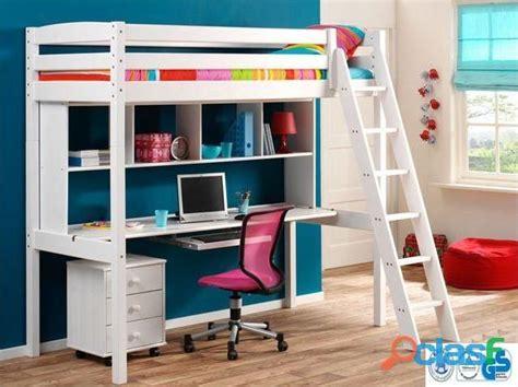camas altas con escritorio abajo m 225 s de 25 ideas fant 225 sticas sobre cama alta en