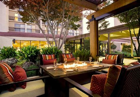 Small Restaurant Kitchen Layout Ideas luxury elegant outdoor dining design of the santa clara