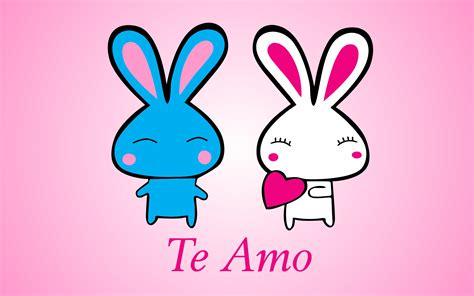 Imagenes En Hd Te Amo | te amo conejos imagenes wallpapers amor romance