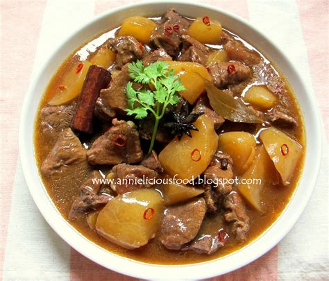 beef stew annielicious food asian style beef stew with radish