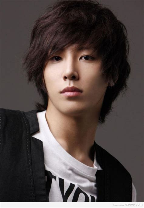 hairstyle for square face asian girl asian men hairstyles square face asian pinterest