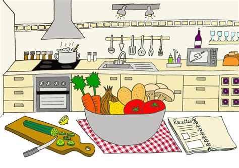 illustration cuisine la cuisine m 233 lie m 233 lo