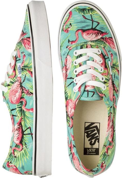 vans flamingo pattern 446 best images about vans on pinterest vans off the