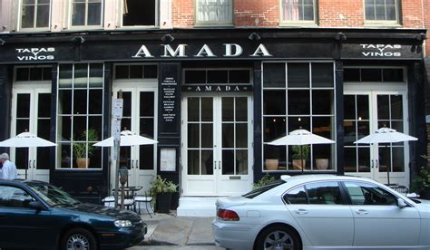 steak house philadelphia amada restaurant philadelphia the bent page