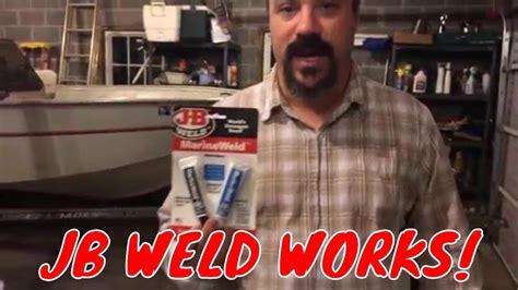 aluminum boat jb weld simple how to fix aluminum boat leaks with jb weld mar