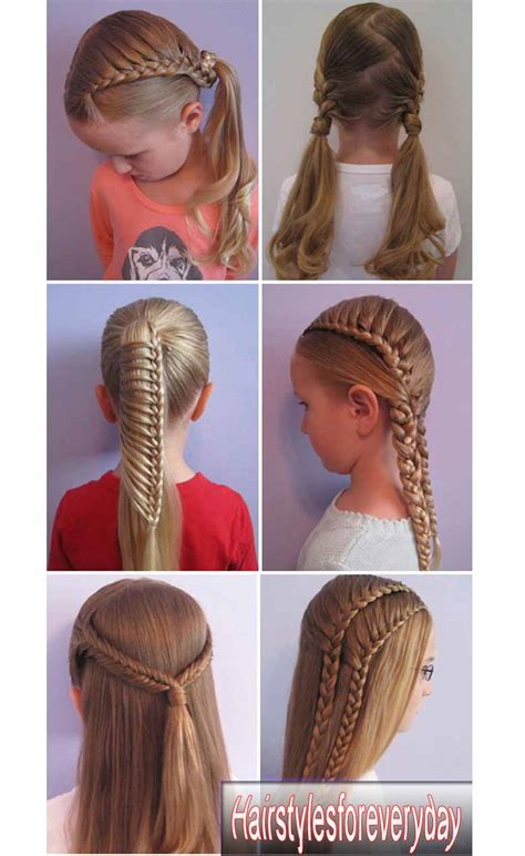 Easy Hairstyles For School For Hair by Easy Hairstyles For School For Hair Hairstyle For