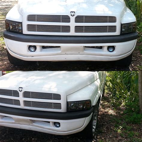 smoked dodge ram headlights 94 01 dodge ram 1500 2500 3500 smoked 1pc headlights