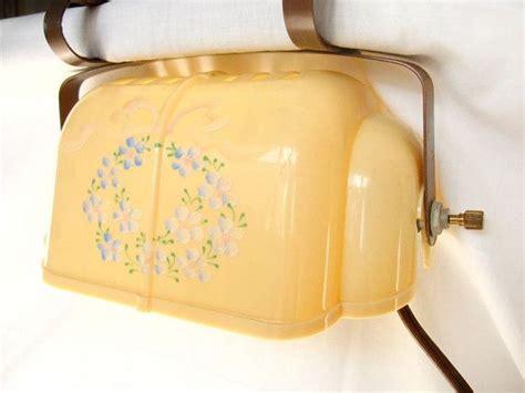 cl on headboard reading light vintage headboard reading l cl light retro yellow