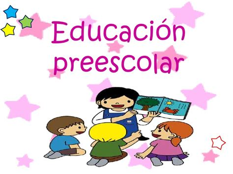 imagenes educativas para preescolar diapositivas preescolar