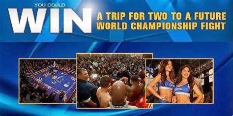 Corona Sweepstakes - corona boxing 2014 sweepstakes sweepstakesbible