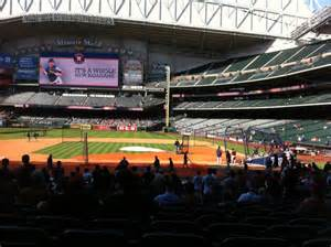 minute maid park section 116 minute maid park interactive seating plan