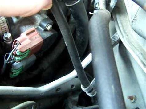 maxima throttle sensor problem youtube