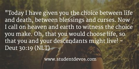 Good Bible Verses About Going To Church #4: Daily-bible-verse-and-devotion-on-making-choices-1024x512.png