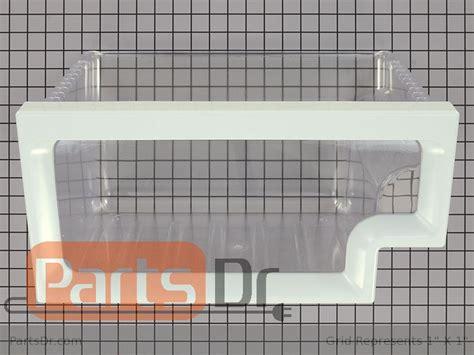 samsung refrigerator crisper drawer parts da97 08069b samsung lower crisper drawer parts dr