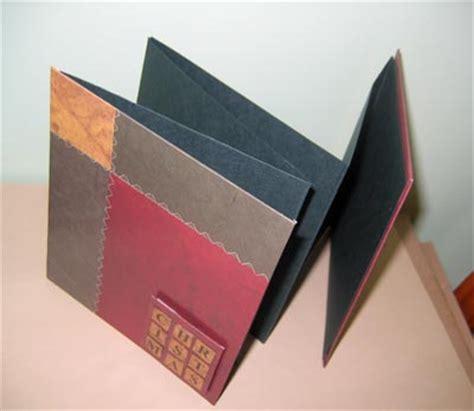 tutorial scrapbook akordion accordion album scrapbook tutorials making mini books
