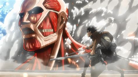 Eren Titan At Attack On Titan attack on titan eren meets the titan nefarious reviews