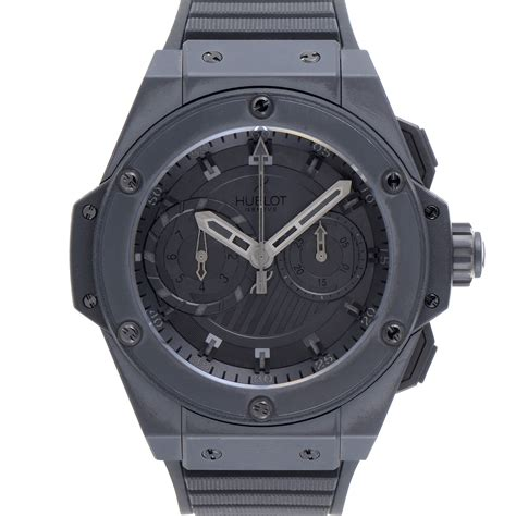 hublot big king power foudroyante chronograph mens